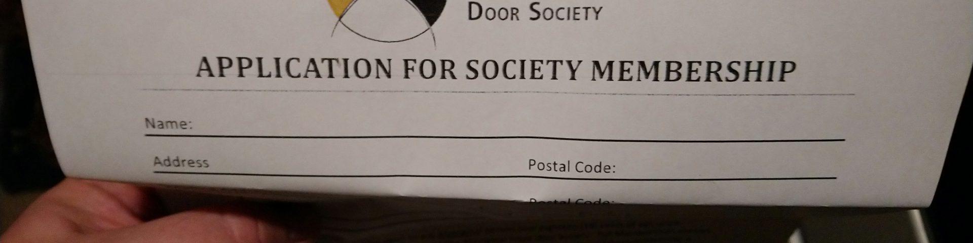 MEMBERSHIPS - Aboriginal Front Door Society